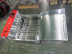 ツジ・キカイ 電気式 小型ドーナッツフライヤー FS-01(フライスマート)