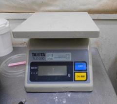 TANITA  タニタ    上皿デジタルはかり TLC-200