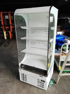 サンデン 冷蔵ショーケース RS-650CZ