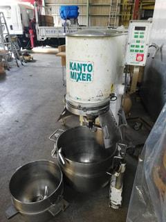 関東混合機工業 60/30兼用縦型ミキサー HP-60