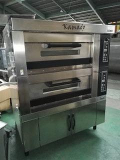 三幸機械 電気オーブン kamado STT-GG-1
