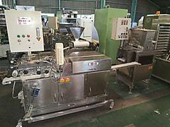 古川工業 プルミエール粉掛+整形装置 MS28V(整形装置)KK200(粉掛)