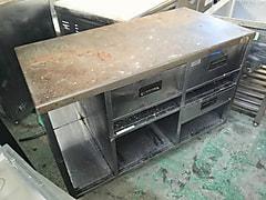 引出付作業台 W1,200×D600×H800