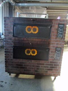 キューハン ガスオーブン EKⅡ-682T