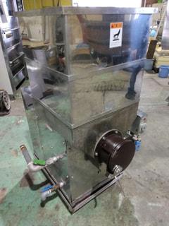 渡辺工業 連続蒸米機 むしらく WK-RS1型