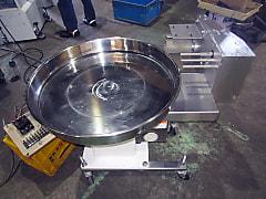 レオン自動機 ターンテーブル CU100