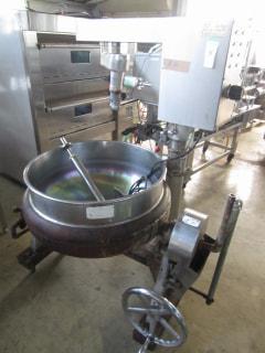梶原工業 煮炊攪拌機 KRS-2636