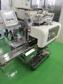 レオン自動機 包餡機 火星人 CN600
