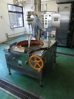 中井機械工業 煮煉攪拌機 VCD220W