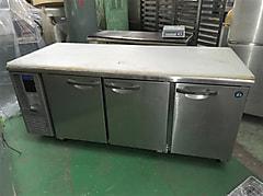 ホシザキ電機 業務用テーブル型冷蔵庫 RT-180SDF