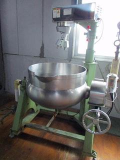 村田製作所 蒸気式餡練機 A101F-S70S
