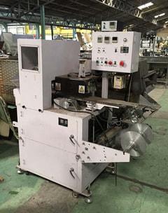 ブラザー機械工業 逆ピロ包装機 BS-300
