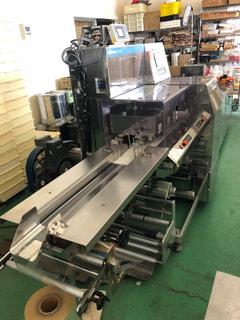 川島製作所 横型製袋充填機(包装機)  KBF-750