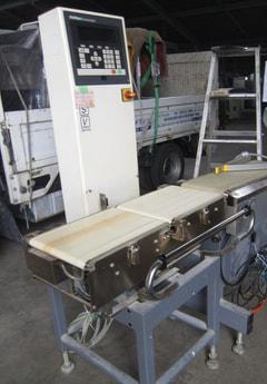 アンリツ産業システム check weigher(オートチェッカ/重量選別機) KW6412BF12