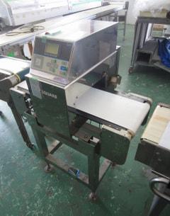 システムスクエア METAL DETECTOR(金属探出機)SD3008W