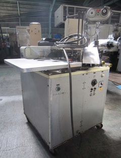 川島製作所 角折包装機 GW-22