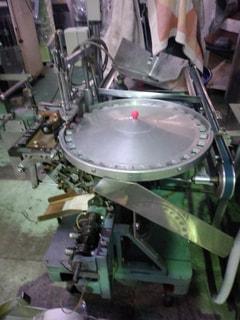 大田機械製作所 自動機(あめ玉包装)