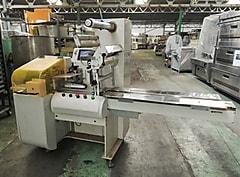大森機械工業 横ピロー型包装機 Pa-2005BX