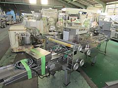 大森機械工業 トレイラッパー トンネル付 STC-VⅡ