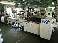 川島製作所 横ピロー包装機 KBF-7031