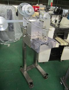 三橋製作所 パウチ投入機 KD-1000