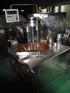 中井機械工業 全自動煮煉撹拌機 MKD220