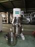 関東混合機工業 カントーミキサー 50コート HP-50M