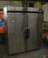 大和冷機工業 4枚扉縦型ワイドタイプ冷蔵庫 543SS
