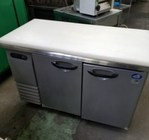 三洋電機 台下冷蔵庫 SUR-G1261SA