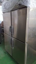 福島工業㈱ 4枚扉冷蔵庫 ARD-124FMD