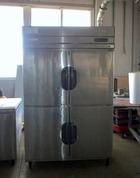 福島工業 4枚扉冷凍冷蔵庫 EXD-42PM7