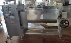 【委託販売品】中井機械工業 フードミキサー(二軸) FDMS130